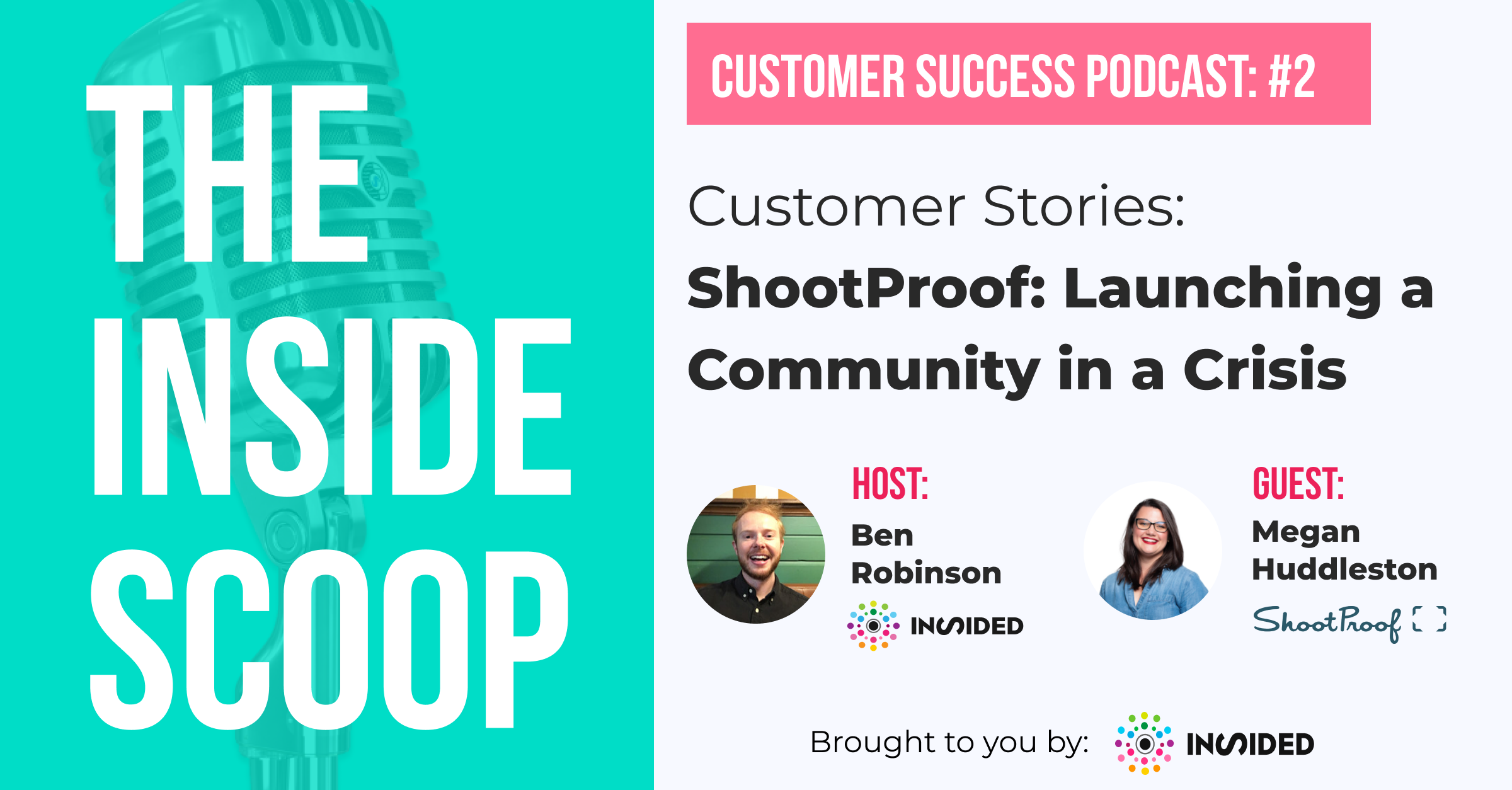 ShootProof launching a community in a crisis