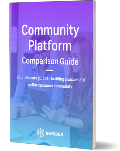 Community Platform Comparison Guide front