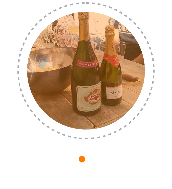 We party