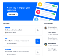Product Feedback & Ideation