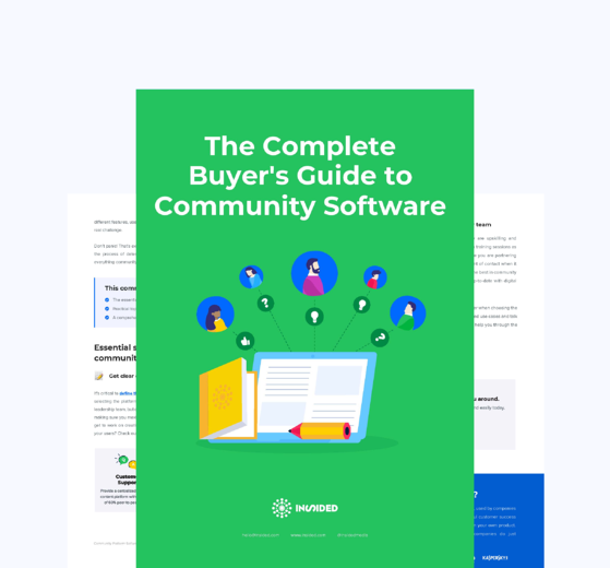 The Complete Buyers Guide to Community Software big