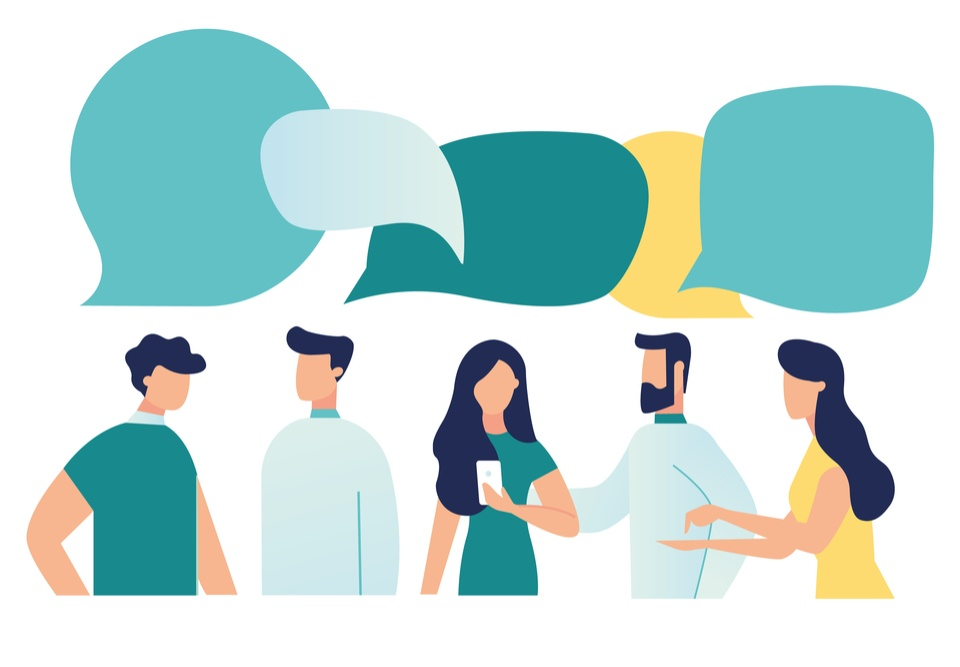 Different customers require different types of communication