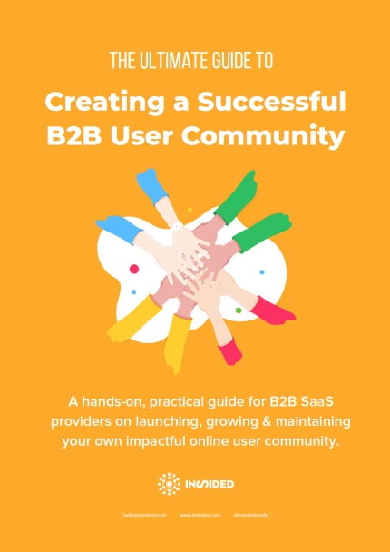 B2B Ultimate Guide Community ManagementCover