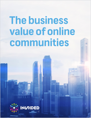 The Business Values of Online Communities