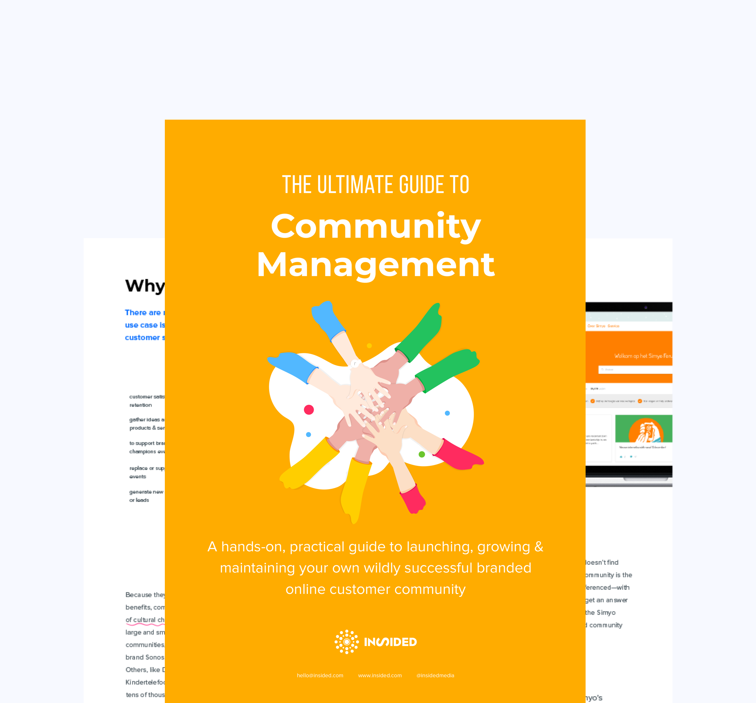Everything there is to know about successful community