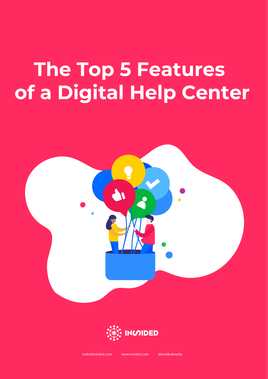 ebook-inSided Digital Help Center_cover
