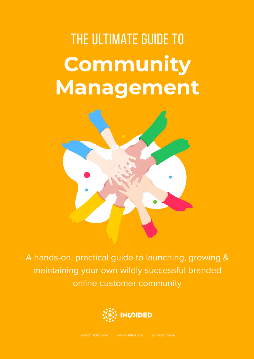 ebook-inSided Ultimate Guide to Community Management