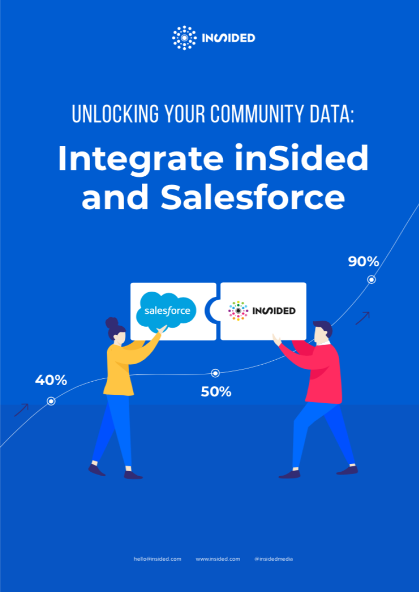 inSideds Salesforce Integration